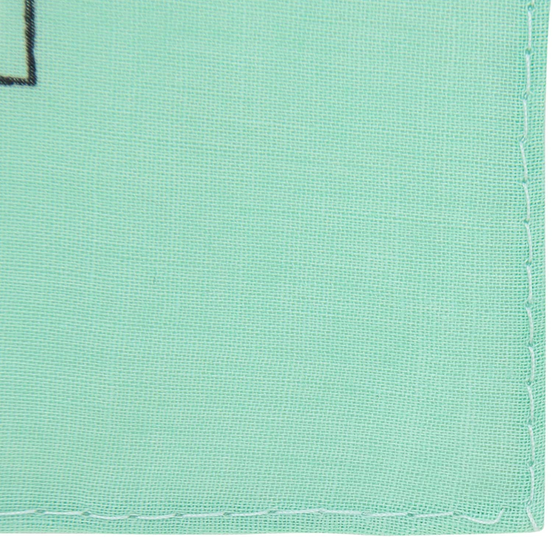 22 inch x 22 inch Large 100/% Cotton Paisley Bandanas
