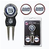 Team Golf NFL New York Giants Divot Tool with 3