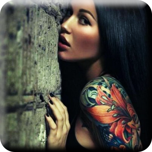 tattoo girl hd wallpaper - photo #33