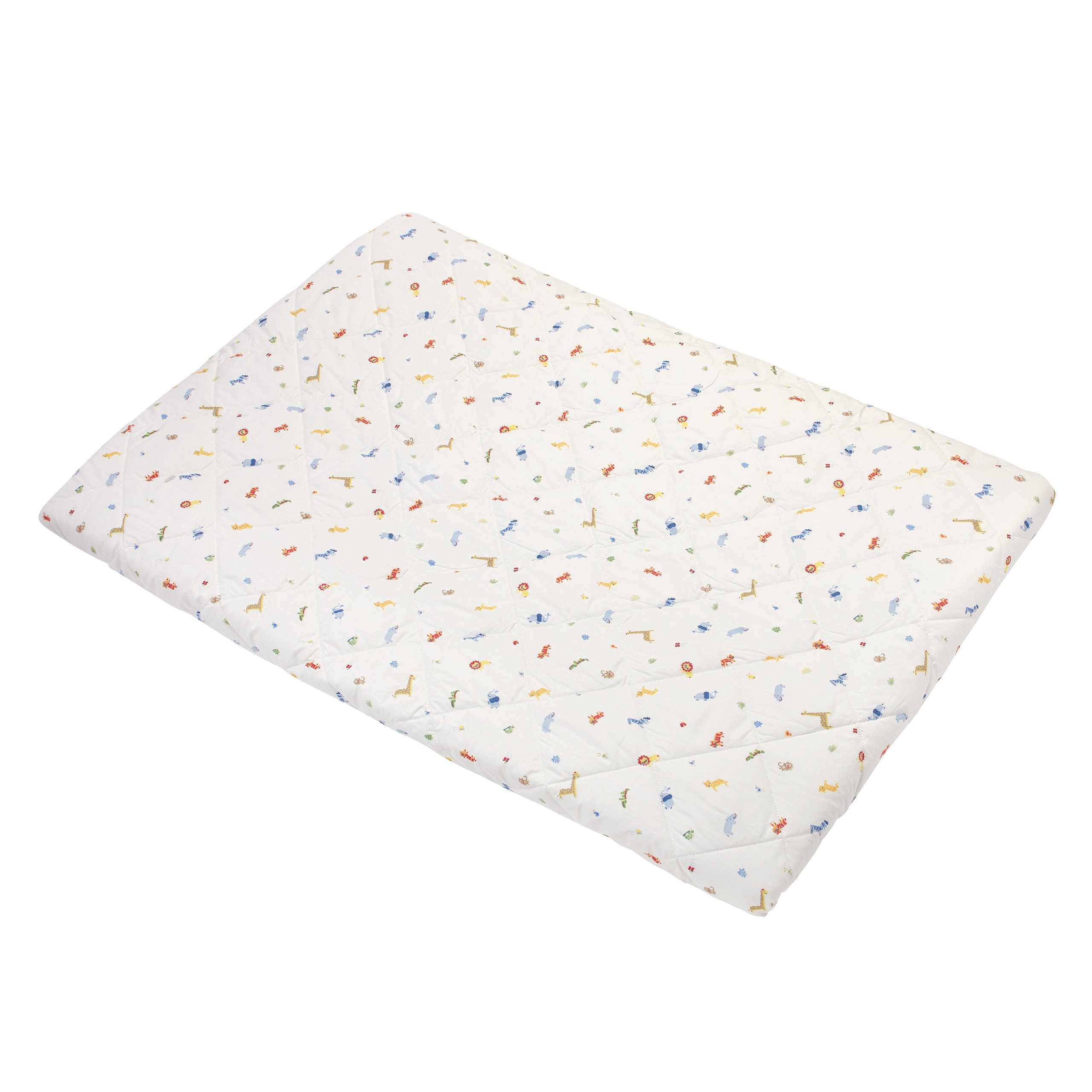 Carter's Playard Sheet, Animal Print, One Size