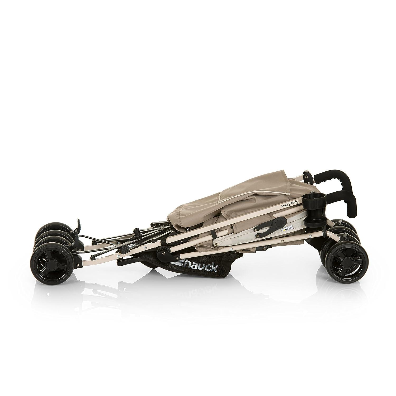 Hauck Speed Plus Four Wheel Pushchair 2