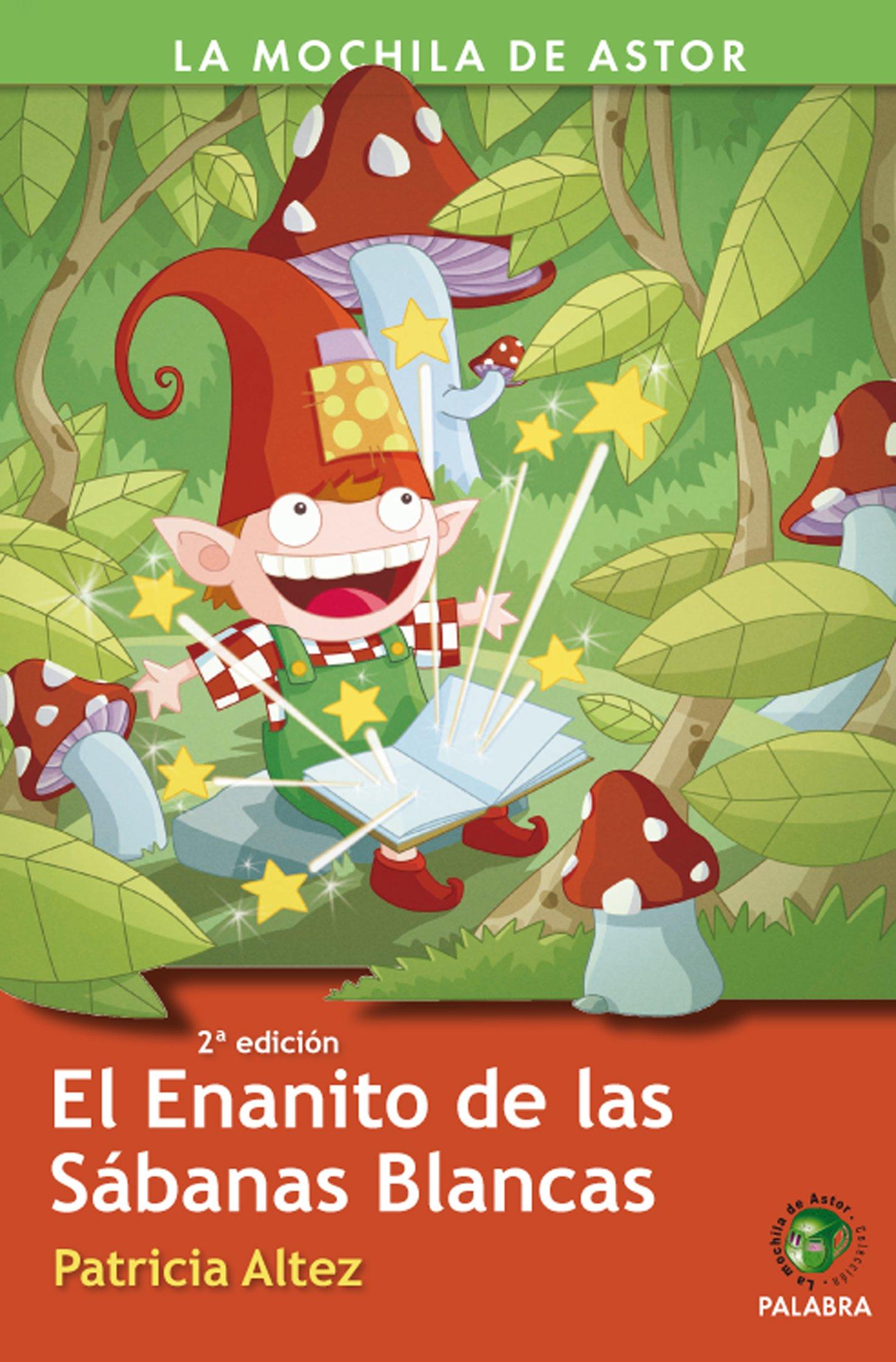 El enanito de las Sábanas Blancas (Spanish) Paperback – April 1, 2008