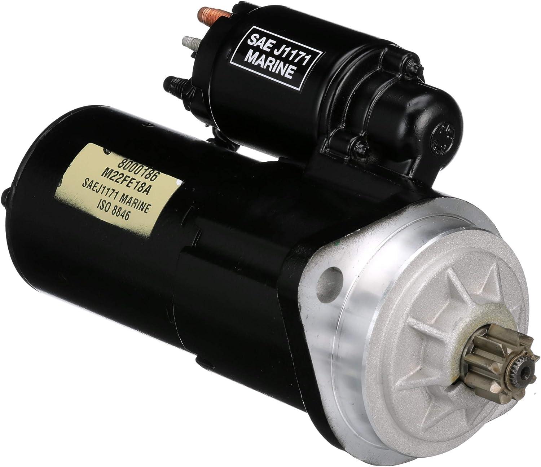 New Mercury Mercruiser Quicksilver Oem Part # 50-808011A05 Starter Motor Asy