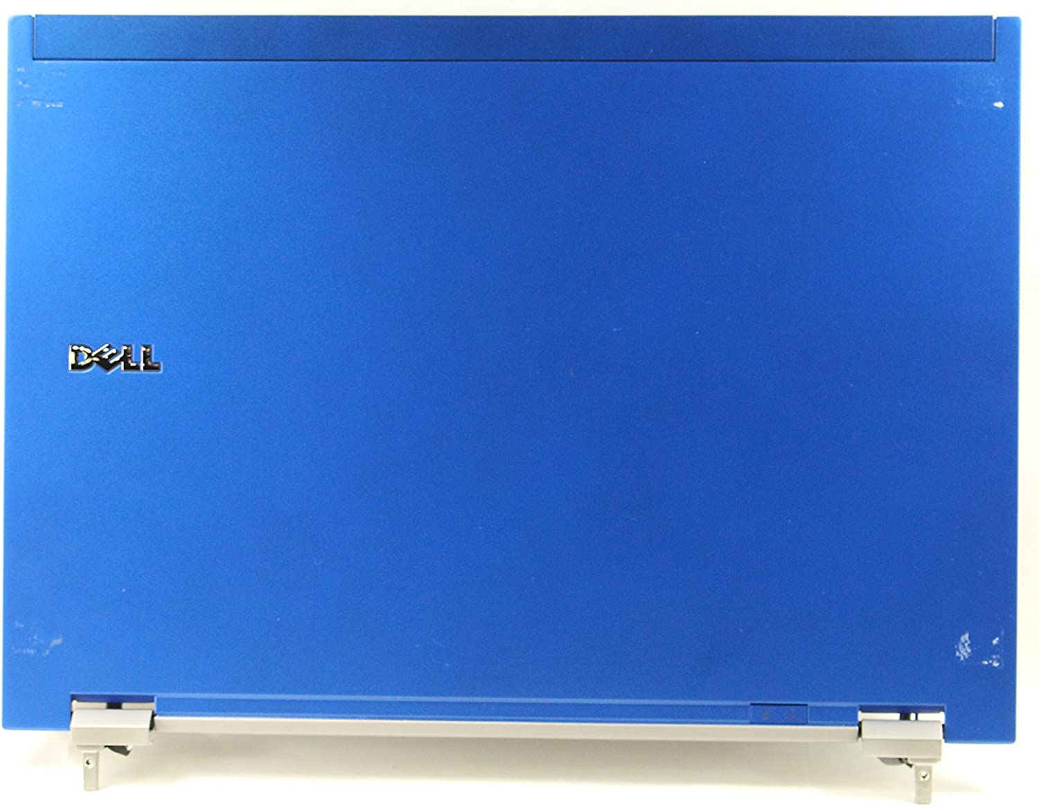 "MT651 - Dell Latitude E6400 14.1""BLUE LCD Back Cover Lid Assembly with Hinges For LED WXGA+ Display- Grade A"