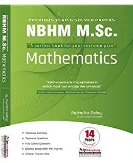 Buy CSIR NET Mathematics Solution Book | Volume-1 (Pure Mathematics