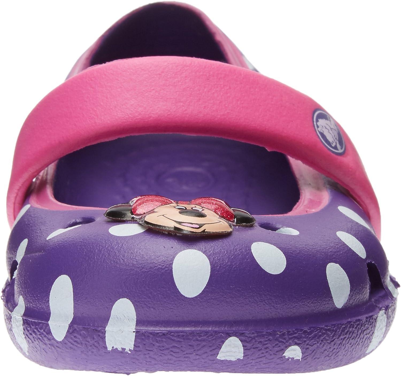 Crocs Girls Keeley Minnie Flat