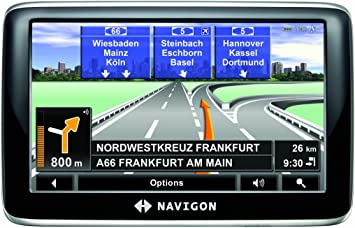 Navigon 4310 max - Navegador GPS con mapas de Europa ((4.3 pulgadas)): Amazon.es: Electrónica