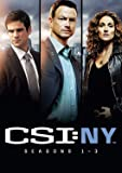 CSI: New York Season 1-3 Boxset [DVD]