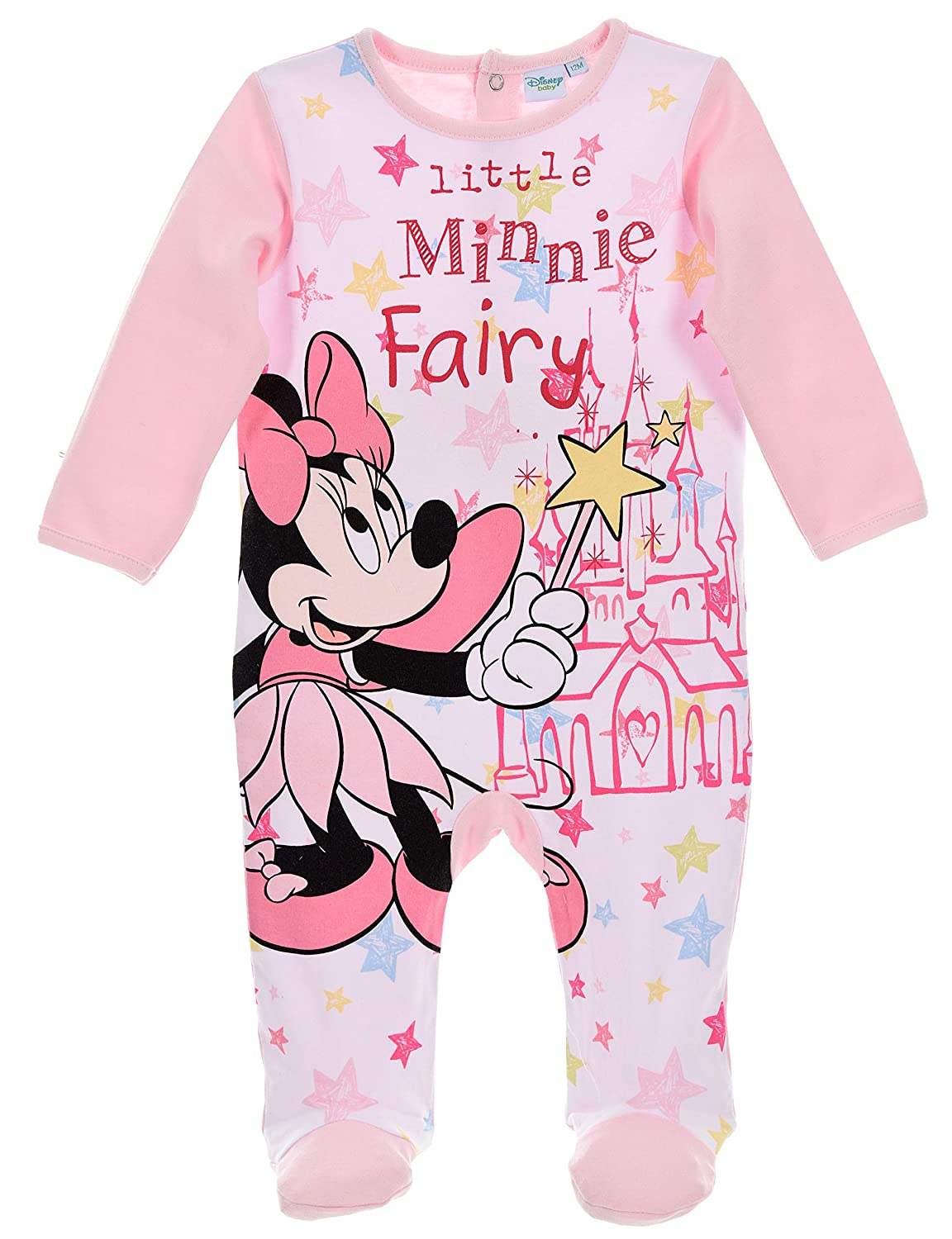 Minnie Mouse bebé -niñ as Pijama Largo