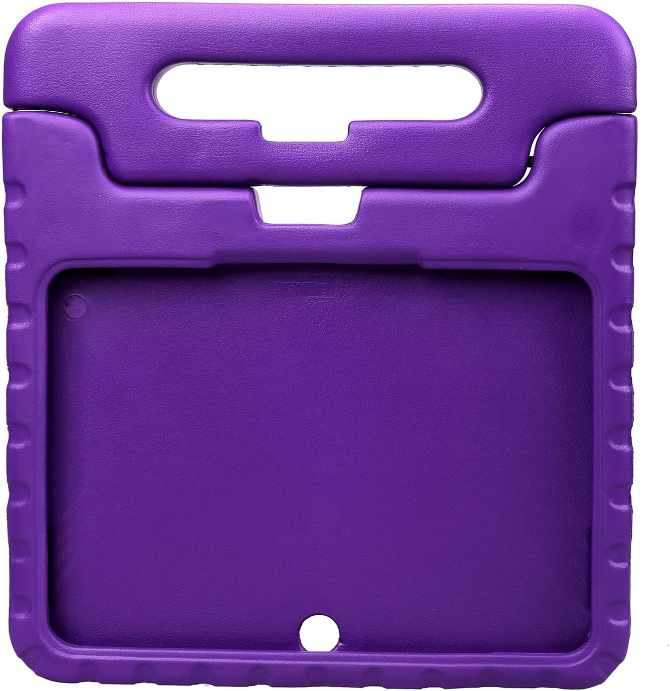 NEWSTYLE Tab 4 10.1 Shockproof Case Light Weight Kids Case Super Protection Cover Handle Stand Case for Kids Children for Samsung Galaxy Tab 4 10.1-inch & Tab 3 10.1 SM-T530 SM-T531 SM-T535 (Purple)