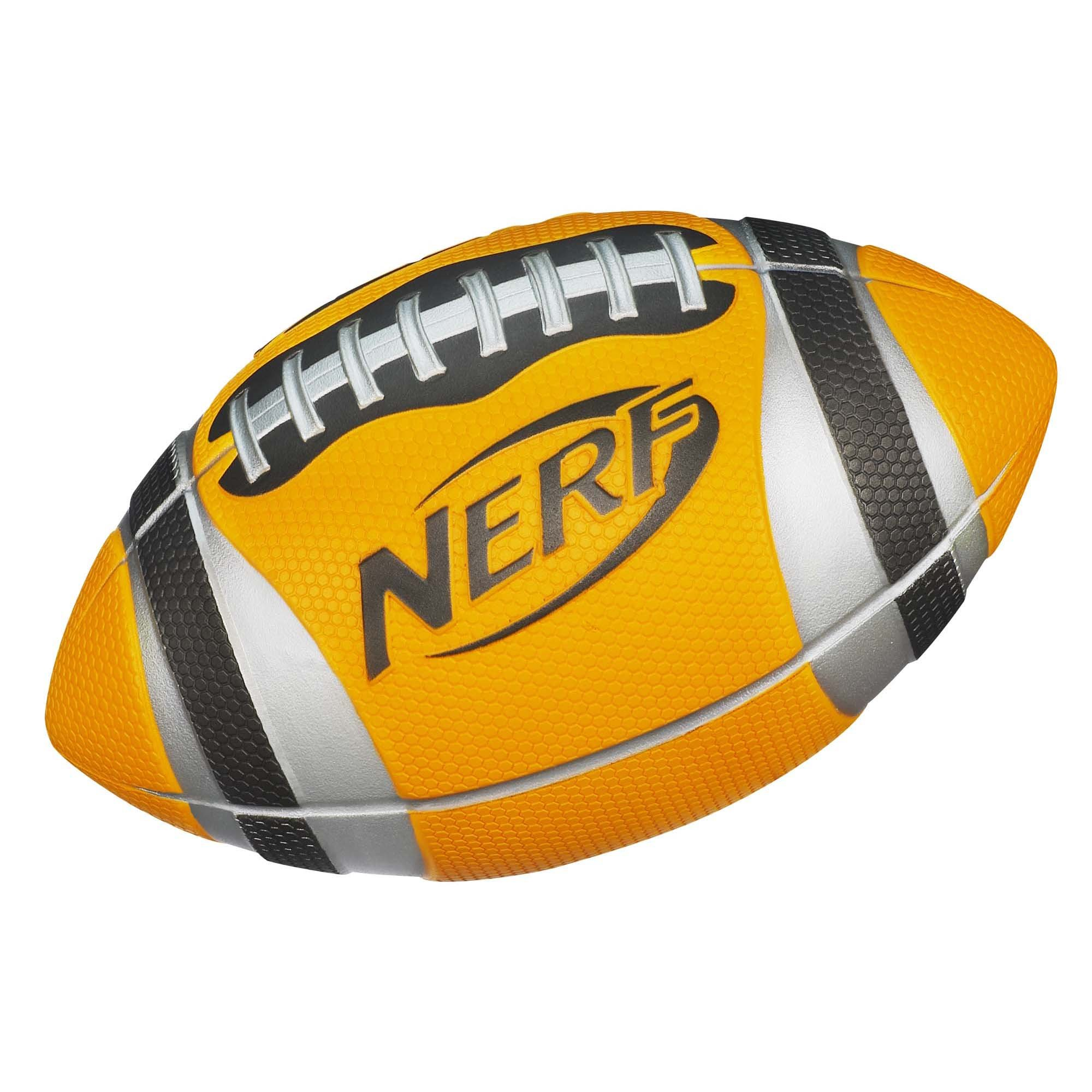 Nerf N-Sports Pro Grip Football - Orange by NERF