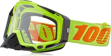 100 50100 026 02 Racecraft Brille Attack Klar Linse Gelb Größe One Size Sport Freizeit