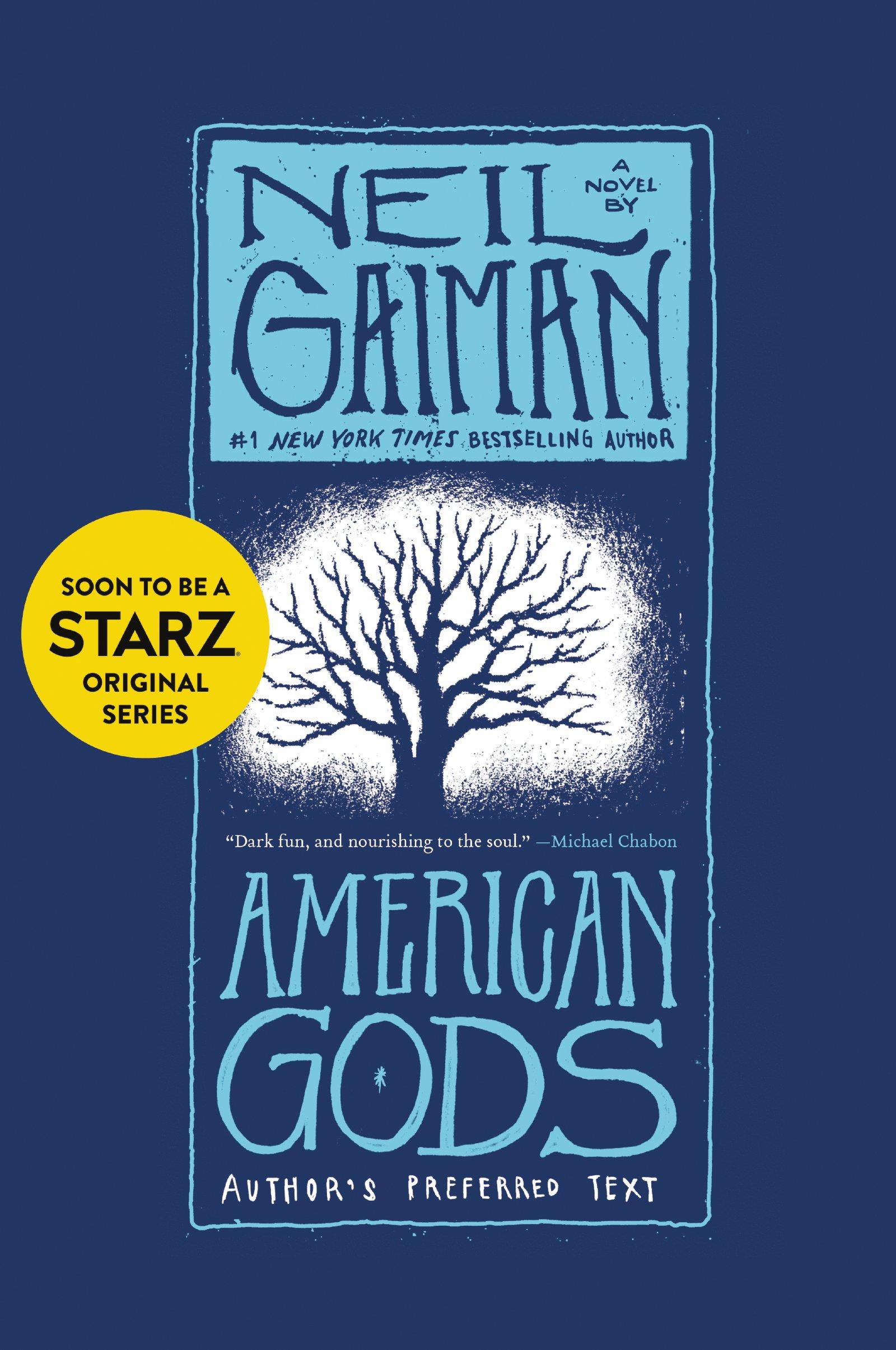 Amazon: American Gods: Author's Preferred Text (9780062080233): Neil  Gaiman: Books