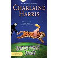 Definitely Dead (Sookie Stackhouse Book 6) book cover