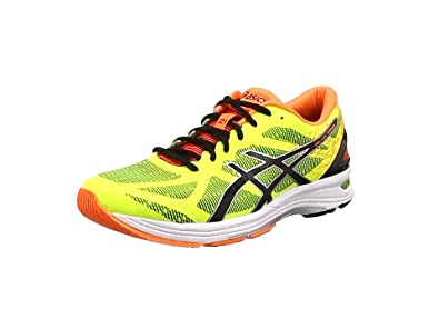 Asics Gel-DS Trainer 21, Herren Laufschuhe, Gelb (Flash Yellow/Black