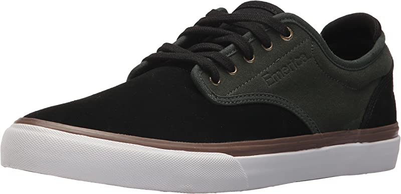 Emerica Wino G6 Sneakers Skateboardschuhe Herren Schwarz/Dunkelgrün