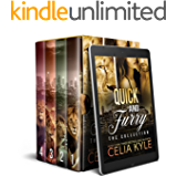 Quick and Furry Collection (BBW Paranormal Shapeshifter Boxed Set) (Books 1-4) (Lions in the City Book 5)