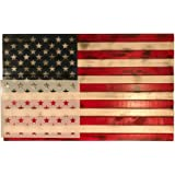 50 Star Stencil Template 10.5 X 15 (Actual Size 10.5 X 14.82) for Making Wood American Flags and Wall Stencils. Made from Thi