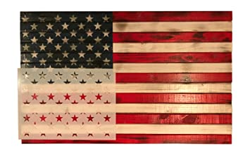 photograph regarding Printable American Flag called 50 Star Stencil Template 10.5 X 15 (serious dimension 10.5 X 14.82) for producing Wooden American Flags and Wall Stencils. Designed against Thick Reusable 14mil Mylar