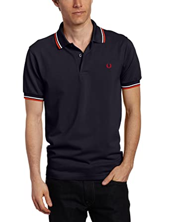 Fred Perry Herren Poloshirt: : Bekleidung