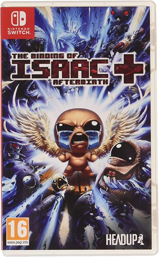 The Binding of Isaac: Afterbirth + [Importación francesa]: Amazon ...