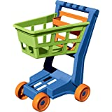 American Plastic Toys Deluxe Shopping Cart Playset