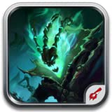 Thresh League of Legends Live Wallpaper