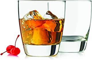 product image for Libbey 4-Piece Classic Heavy Base Old Fashioned Glasses, 13-Ounce, Clear