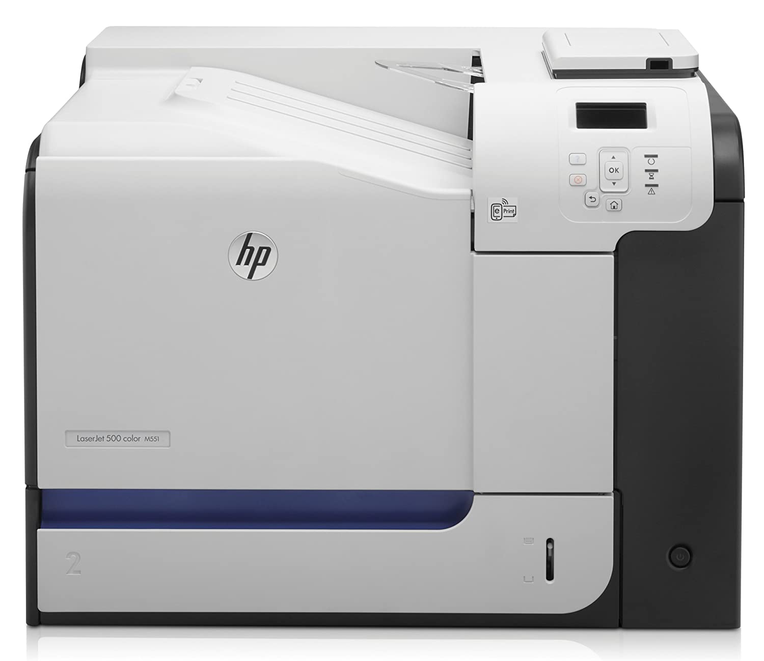 HP LaserJet Enterprise 500 color M551dn - Impresora láser ...