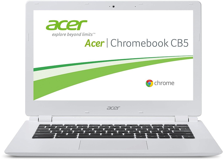 Acer Chromebook CB5-311-T0B2 - Ordenador portátil (Chromebook, Color blanco, Concha, Education, K1, NVIDIA Tegra): Amazon.es: Informática