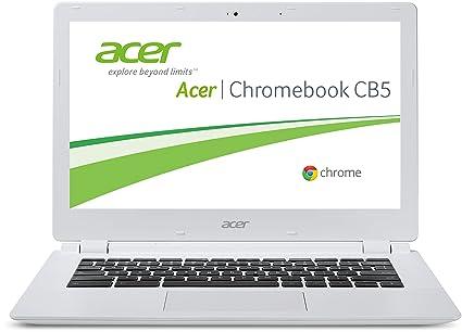 Acer Chromebook CB5-311-T0B2 - Ordenador portátil (Chromebook, Color Blanco,