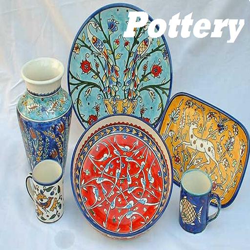 Pottery (Pottery Barn Teapot)