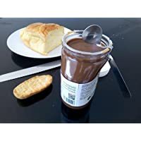 Cuchara para mermelada, miel, Nutella, pasta para untar