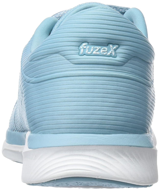 ASICS Damen Fuzex Rush Adapt Laufschuhe, Glacial/Blanc/bleu BlauWeißsmoke nuit Mehrfarbig (Porcelain BlauWeißsmoke Glacial/Blanc/bleu Blau) 8e801e
