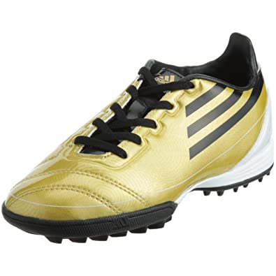 buy popular 1dd5b e05cc adidas F10 TRX TF J – g13532 Gold Size  5 UK