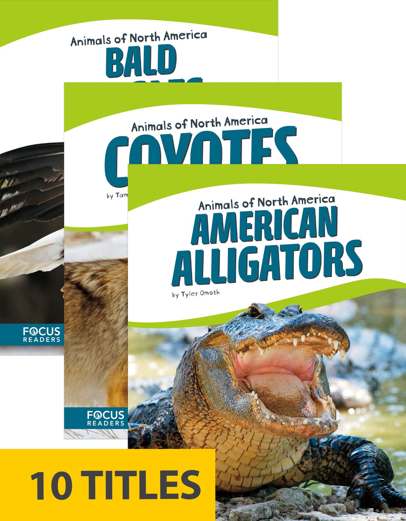 Animals of North America ePub fb2 ebook