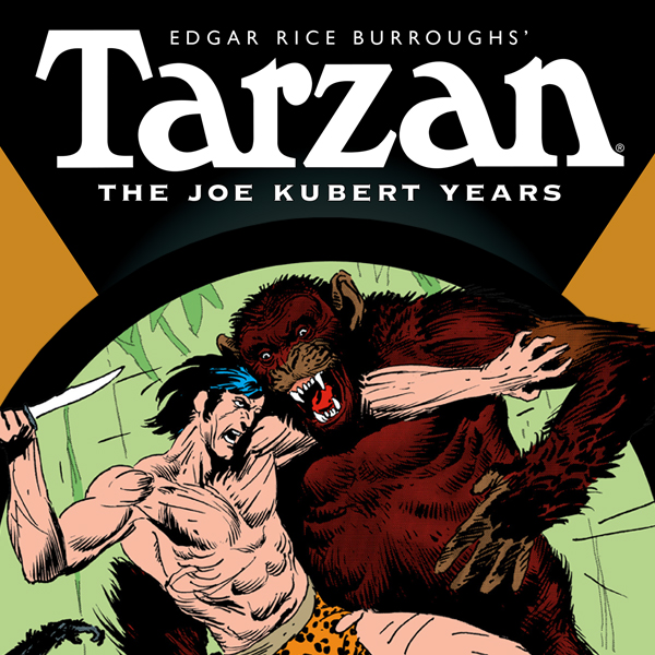 Tarzan Archives (Collections) (3 Book Series)