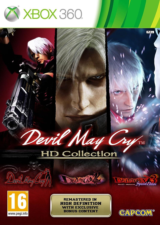 Devil May Cry HD Collection [Importación inglesa]