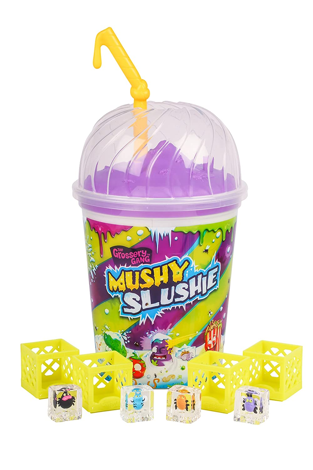 The Grossery Gang Mushy Slushie CollectorS Cup Moose Toys 69004