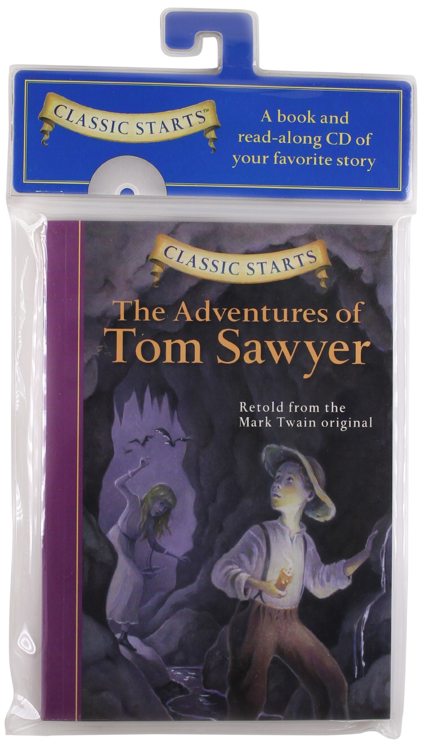 Classic Starts™ Audio: The Adventures of Tom Sawyer (Classic Starts™ Series)