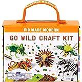 Kid Made Modern Go Wild Craft Kit, 1 EA