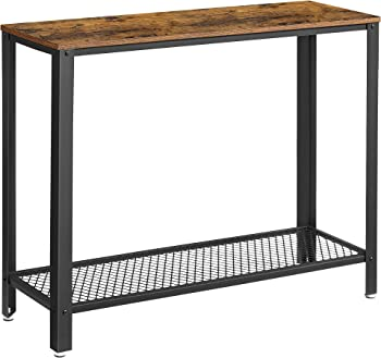 Vasagle Console Table with Metal Frame