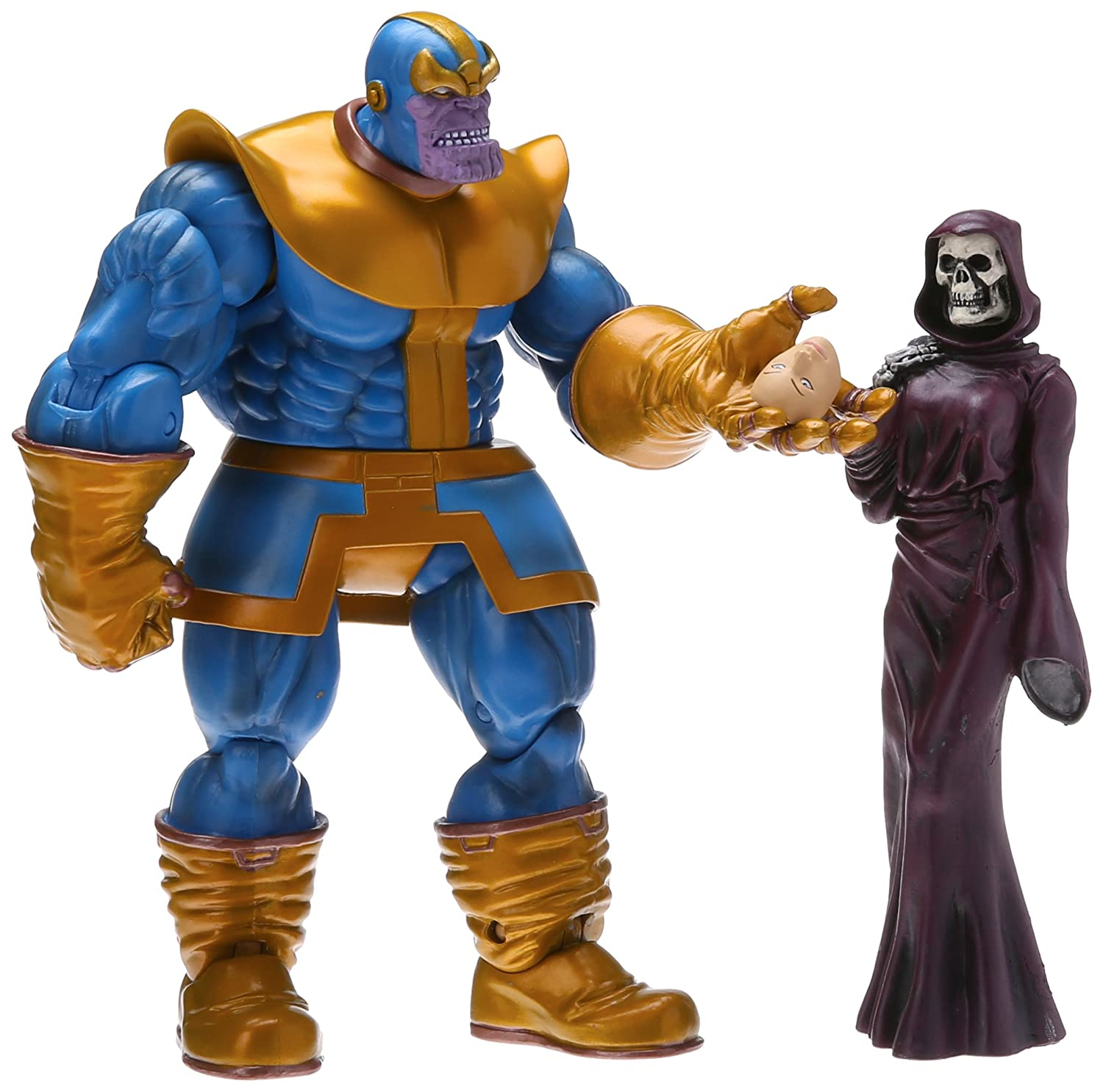 DIAMOND SELECT TOYS Marvel Select Thanos Action Figure Rejects from Studios MAY052331