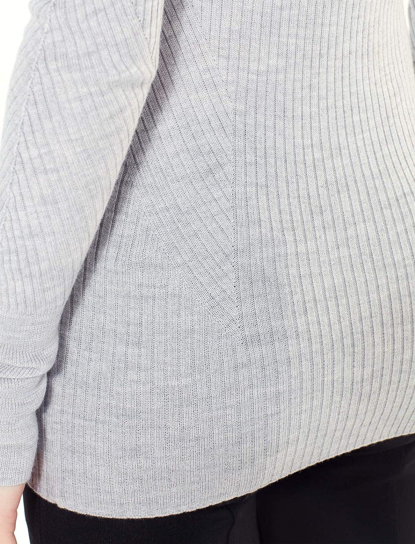 Icebreaker Merino Womens Valley Slim Crew Neck Sweater Merino Wool