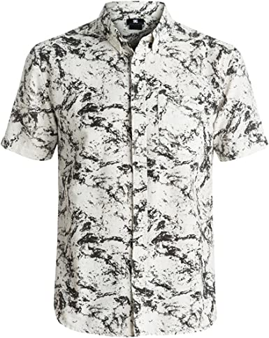 DC Shoes Odanah - Short Sleeve Shirt - Camisa De Manga Corta - Hombre - XXL: Amazon.es: Ropa y accesorios