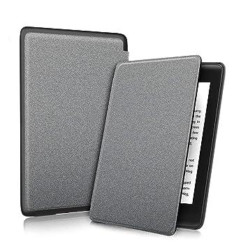ELTD Funda Carcasa para Nuevo Kindle (10th Generation 2019 Release), Ultra Delgado Stand Función Smart Fundas Duras Cover Case para Kindle E-Reader ...