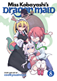 Miss Kobayashi's Dragon Maid Vol. 8 (English Edition)