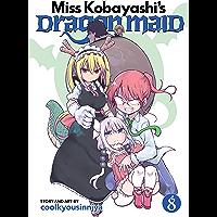 Miss Kobayashi's Dragon Maid Vol. 8 (English Edition)