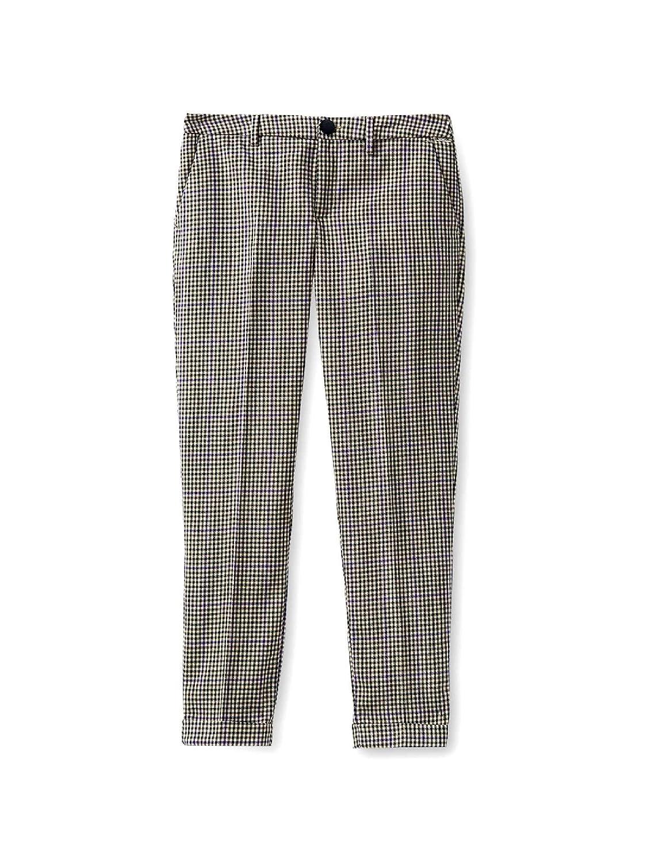 8925a71a0e Liu Jo F68240T0160 Trousers Women Black 46: Amazon.co.uk: Clothing