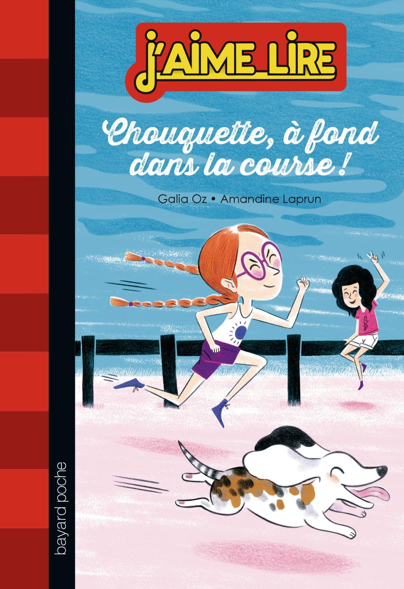 Chouquette a fond dans la course t2 ebook